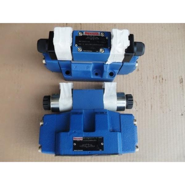 REXROTH 4WE 6 D6X/EW230N9K4/V R900917825 Directional spool valves #1 image