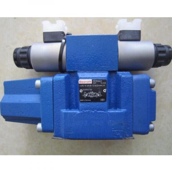 REXROTH 4WE 6 WB6X/EG24N9K4 R900950843 Directional spool valves #2 image