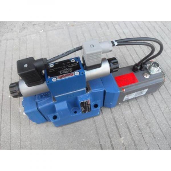 REXROTH 4WE 10 D3X/CW230N9K4 R900592701 Directional spool valves #2 image