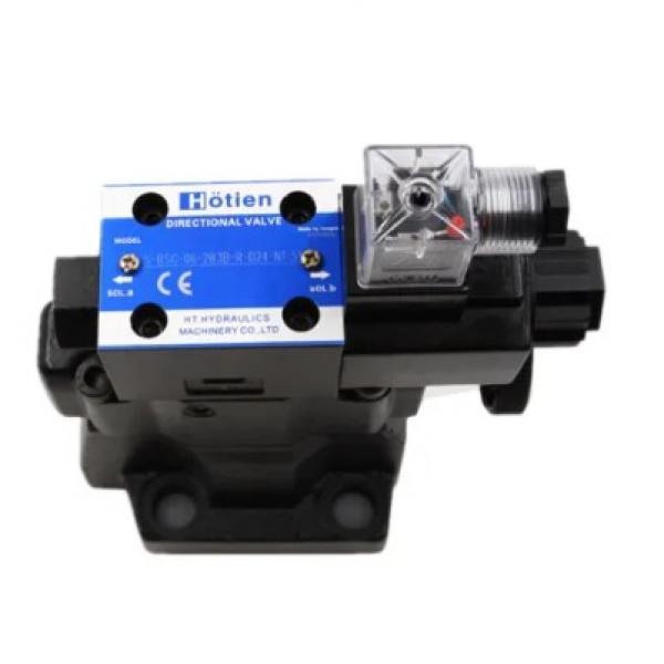 Vickers DG5S4-042C-T-E-M-U-H5-60/H7-11 Electro Hydraulic Valve #1 image